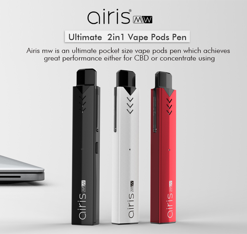 Airis MW - Wax Pen - Airistech-Advanced, Portable & Affordable Herb