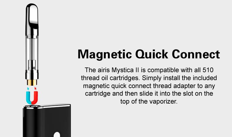 airis mysticaⅡ - Airistech-Advanced, Portable & Affordable